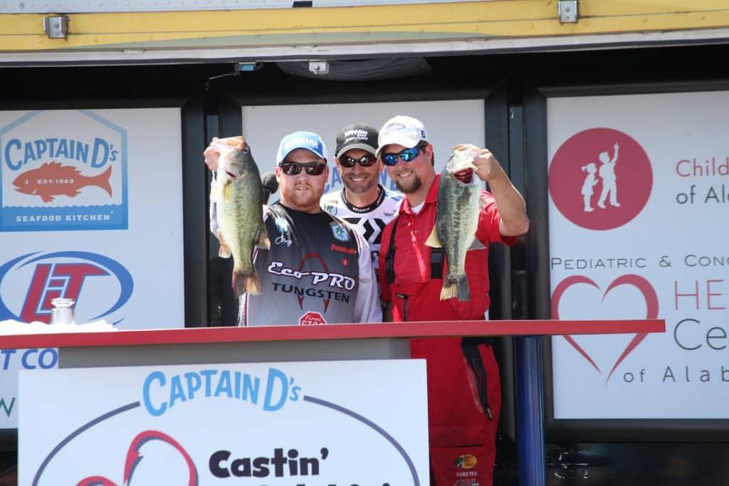 Castin' N Catchin' Congenital Heart Center Children's of Alabama Fishing Tournament