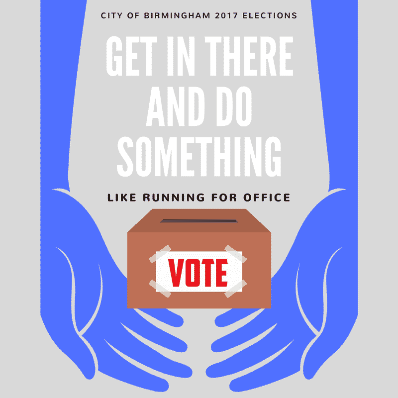 It's your turn to run for these local offices, Birmingham