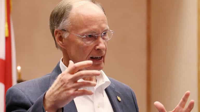 Governor Bentley rides the impeachment seesaw