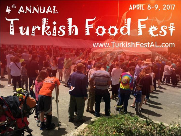 Turkish Food Fest Birmingham AL