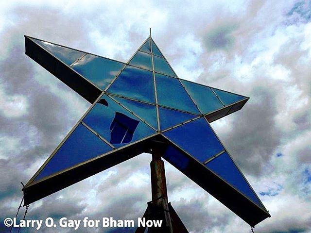 Instagram:Will Carraway's blue star revolve again? #bhamnow