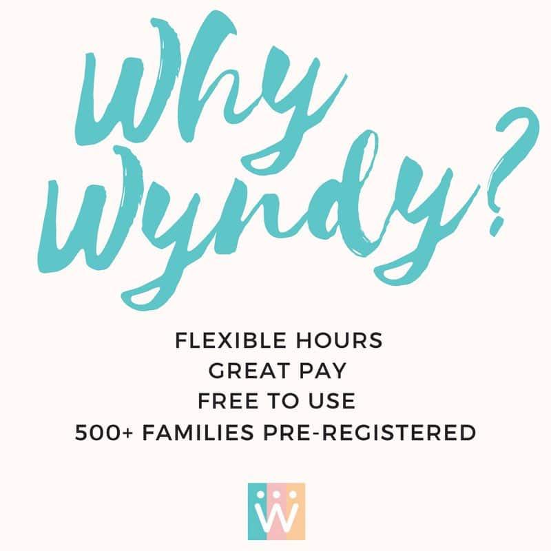 Birmingham-based Wyndy has finally launched