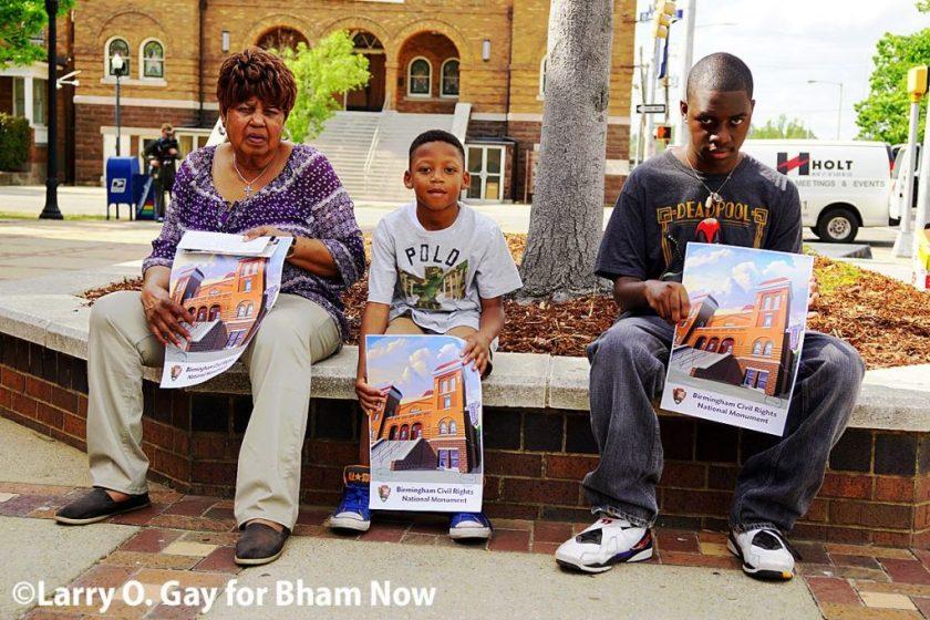 Civil Rights National Monument Birmingham Alabama