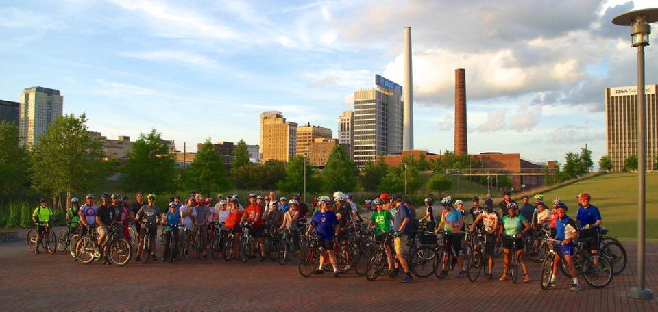 Join Le Tour de Ham and ride through Birmingham this Tuesday