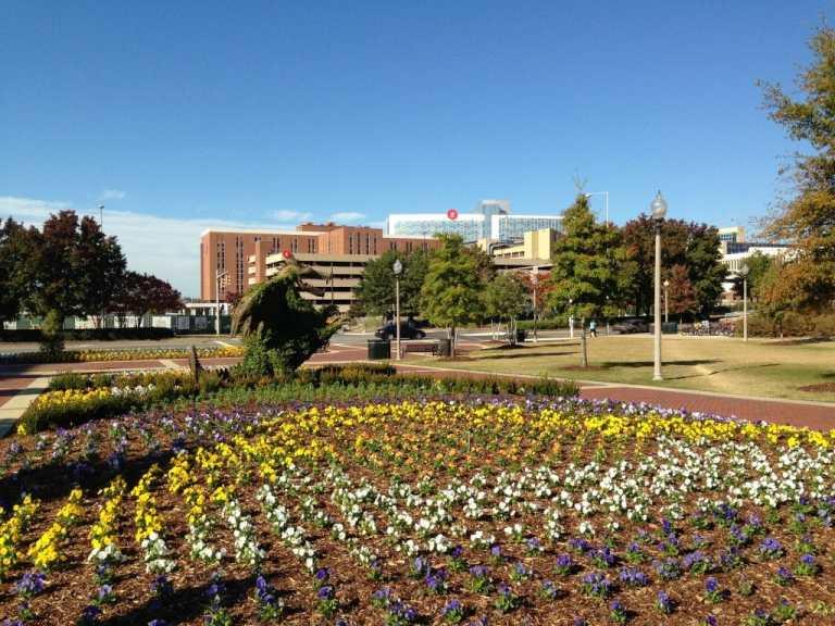UAB Campus Birmingham AL