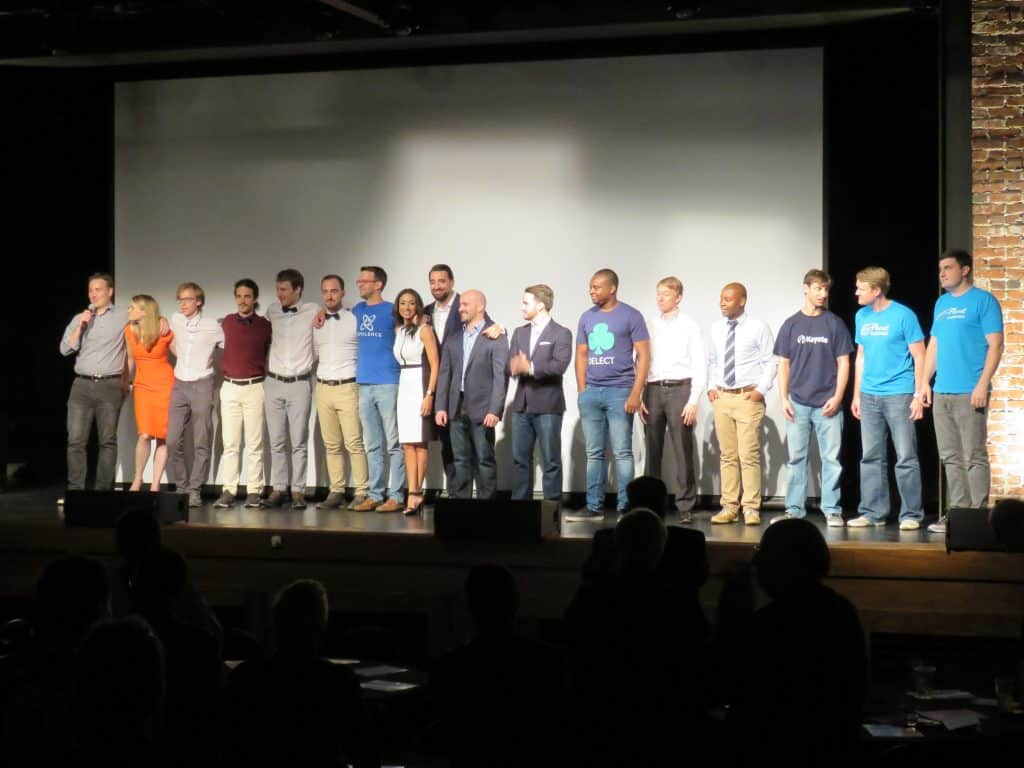 Velocity Accelerator Demo Day – Birmingham's entrepreneurial fire is fueled