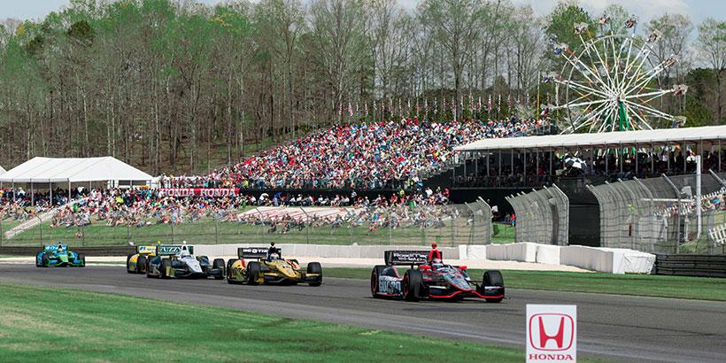 Honda IndyCar Grand Prix of Alabama, at Barber, April 21 -23, ticket deals!