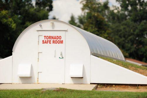 Tornado Safe Room