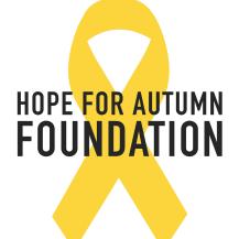 Hope for Autumn - Laura Crandall Brown Foundation - Lemonade Stand