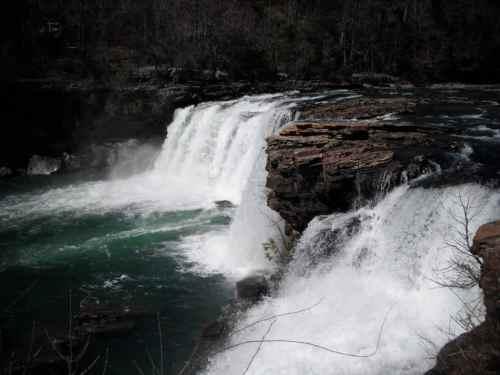 Little River Falls Birmingham Alabama