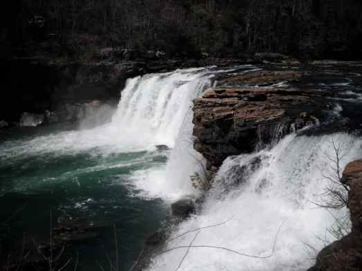 Little River Falls Birmingham Alabama