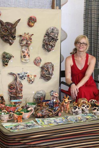 Carolyn Lambert Wass Black Creek Arts Festival Birmingham Alabama