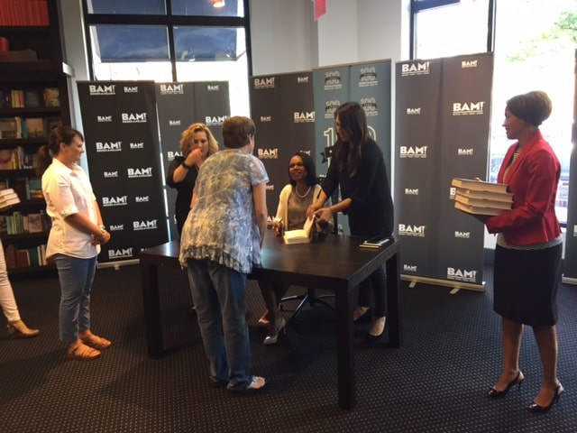 Condoleezza Rice discusses Democracy at Brookwood Books-A-Million