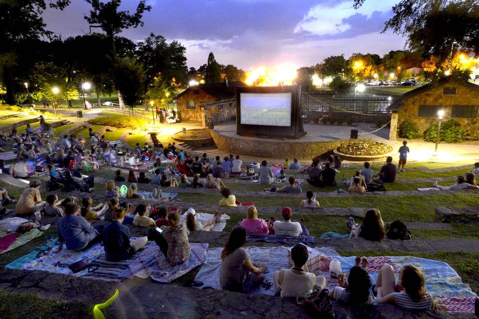 A Birmingham Guide to Summer Movies in the Park