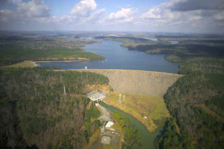 Smith Dam Alabama