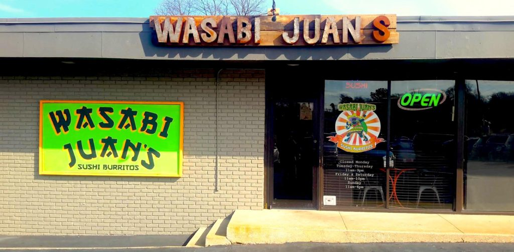 Wasabi Juan's Birmingham AL 4 places you didn't know you could bring your pup Bham Now