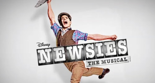 Books a Million Newsies Red Theater Company Dorothy Jemison Theatre