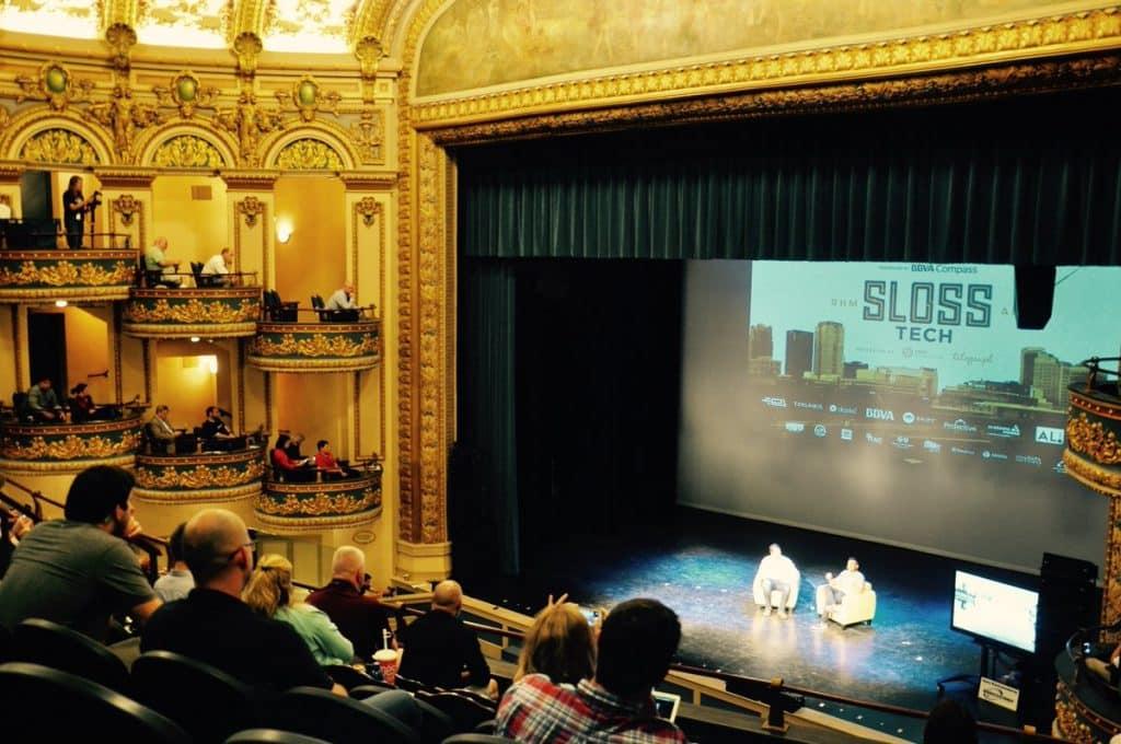 Sloss Tech is back in Birmingham July 14th