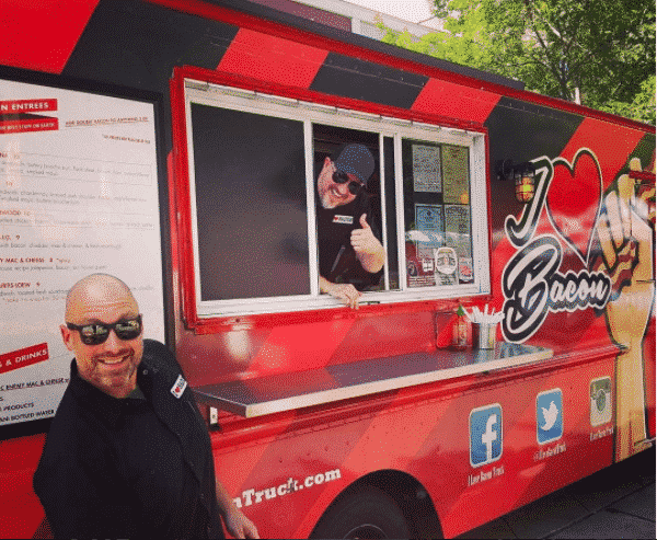 I Love Bacon Food Truck will debut in Birmingham