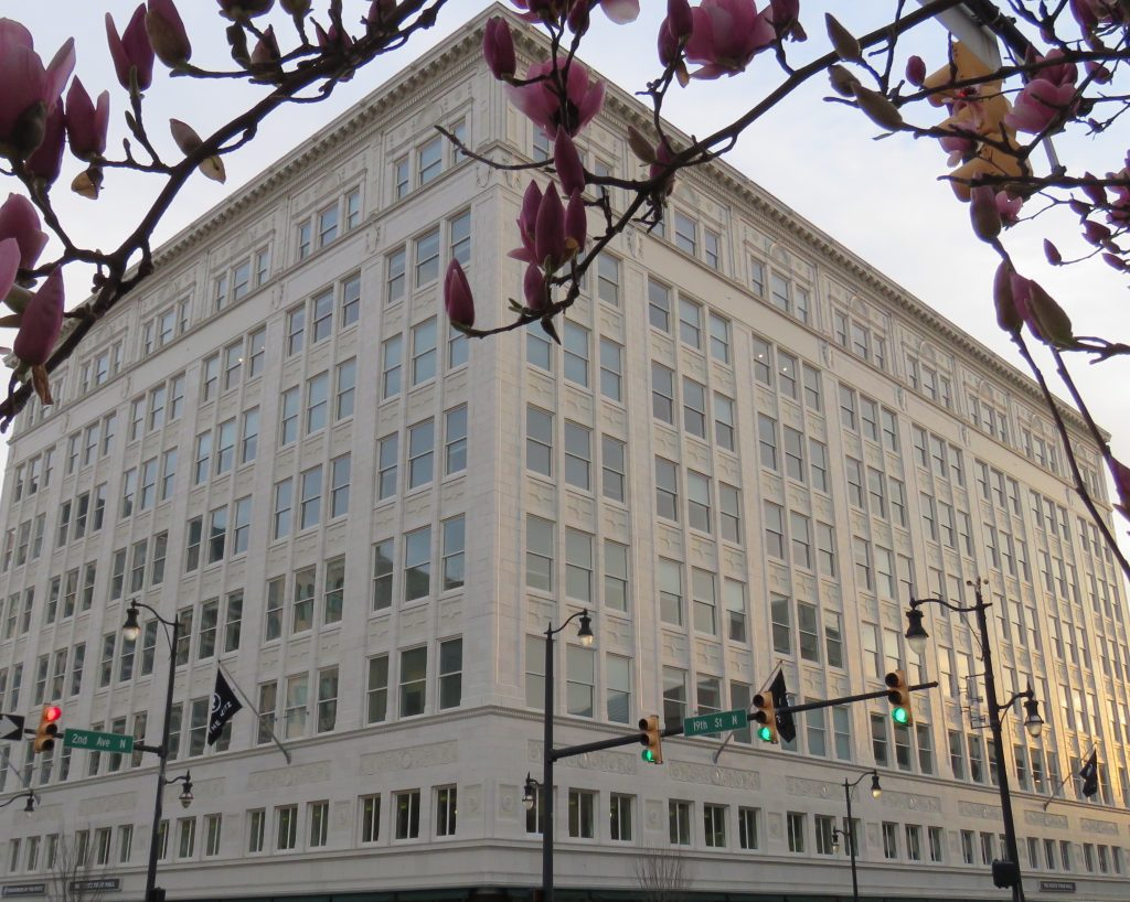 Forge at The Pizitz offers new office space concept