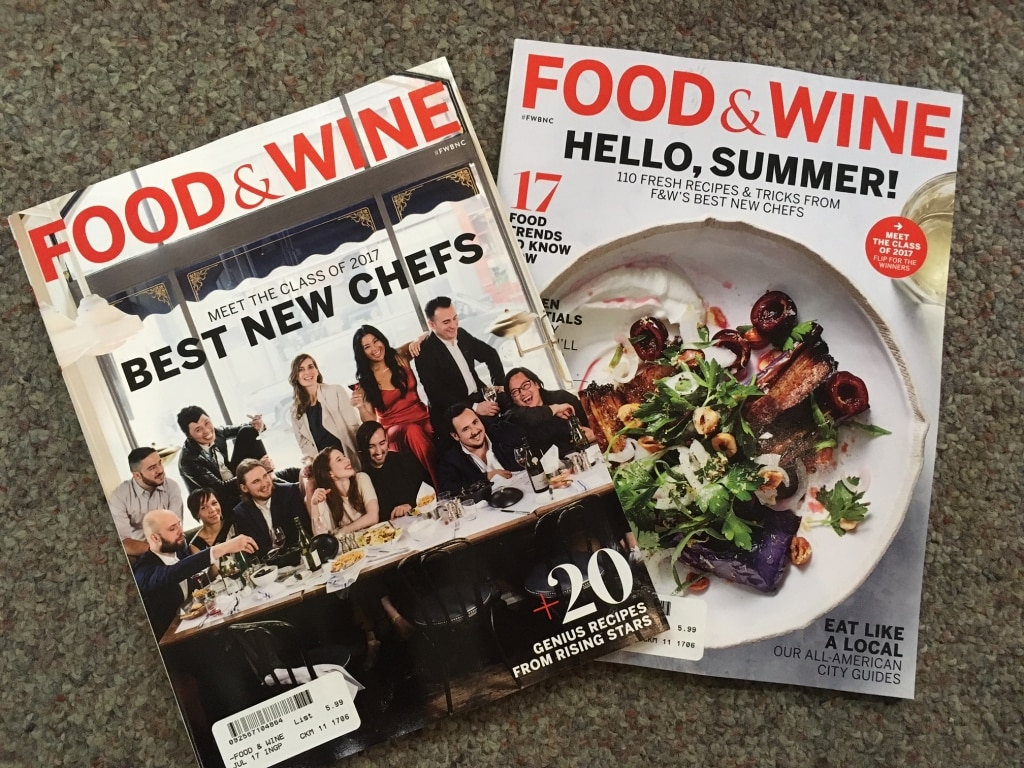 Food and Wine Magazine is moving from New York to Birmingham