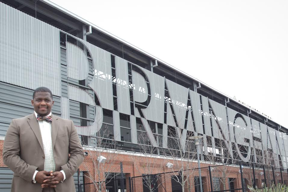 This District 1 Birmingham City Council candidate is all about economic growth