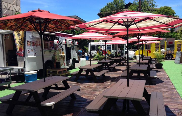 Birmingham Alabama food truck park