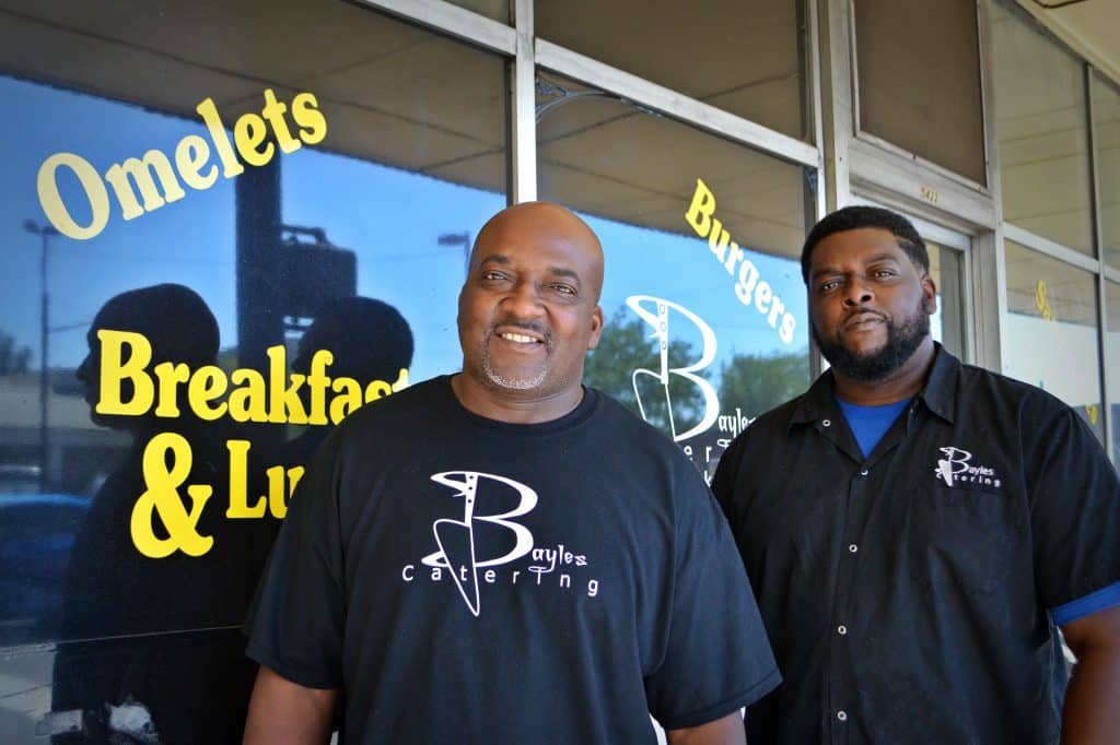 Small business Monday – focus on Bayles Catering Services