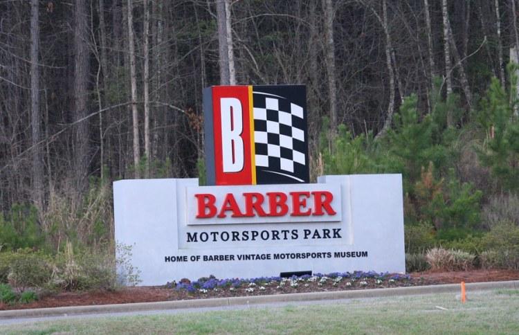 Barber Motor Sports Park - Pontiac Trans Ams