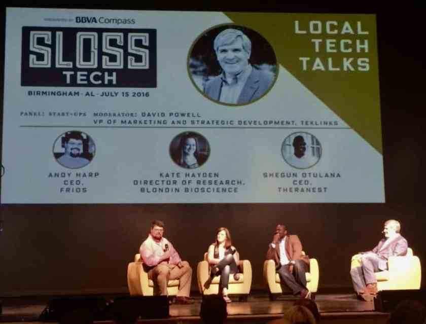 Sloss Tech Festival - Birmingham