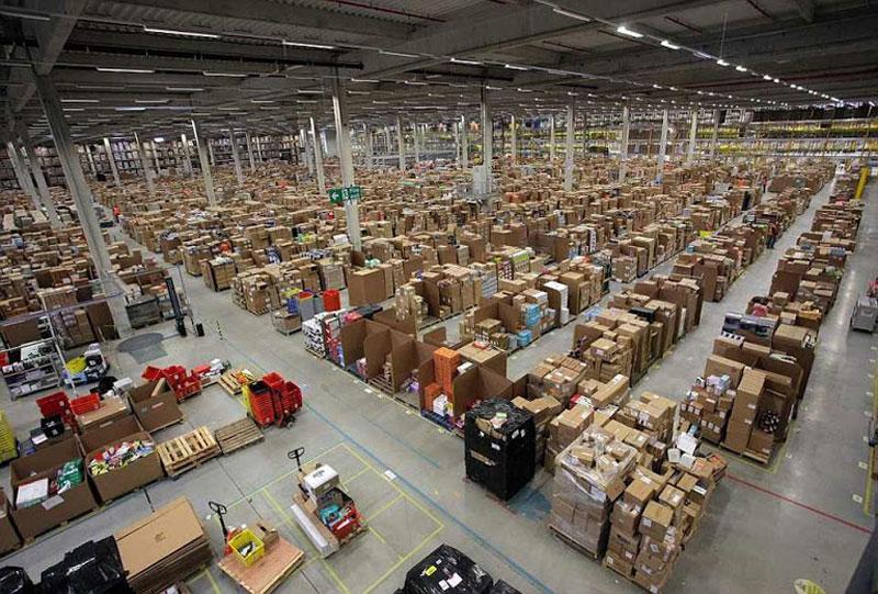"Amazon ""sortation center"" coming to Mobile, AL"