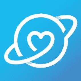Planet Fundraiser Logo