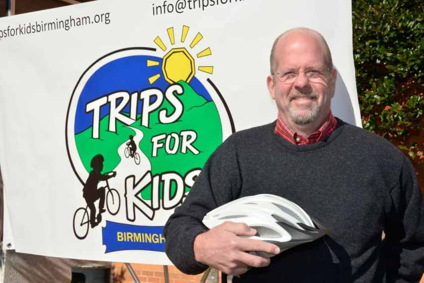doug brown birmingham recyclery trips for kids