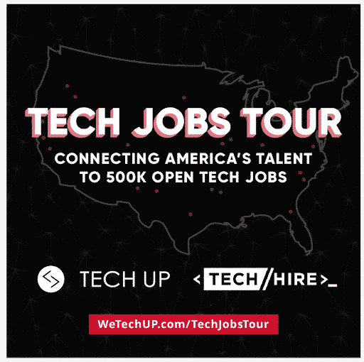 tech jobs tour promo image birmingham alabama