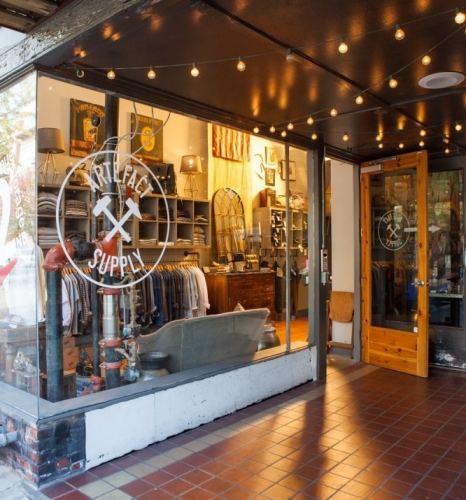 Retail downtown