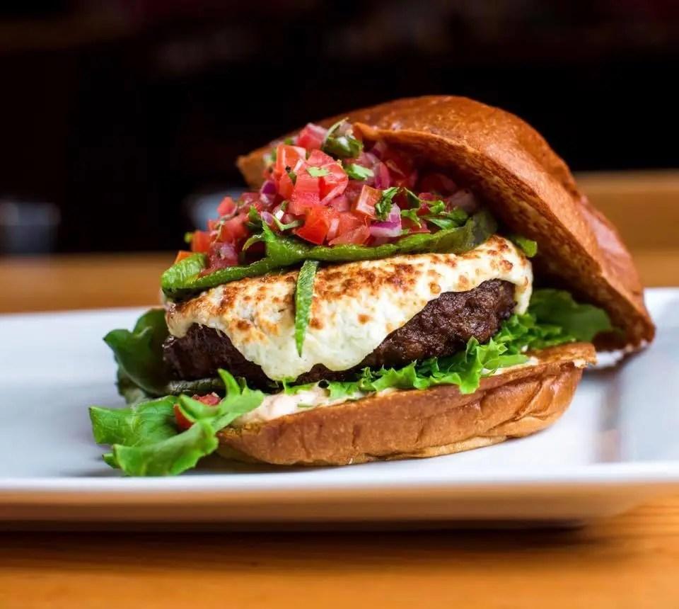 Cowfish sushi burger fusion grand opening at the Summit