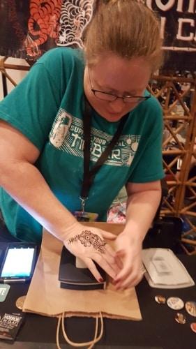 Magic City Con 2017 - Bag Printing.