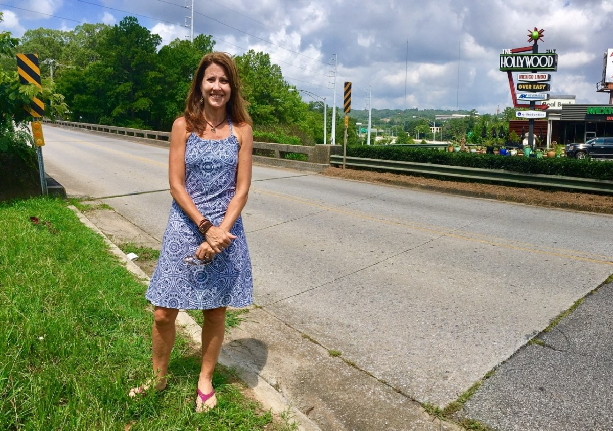 Connecting communities: Highway 280 Homewood-Mountain Brook bridge