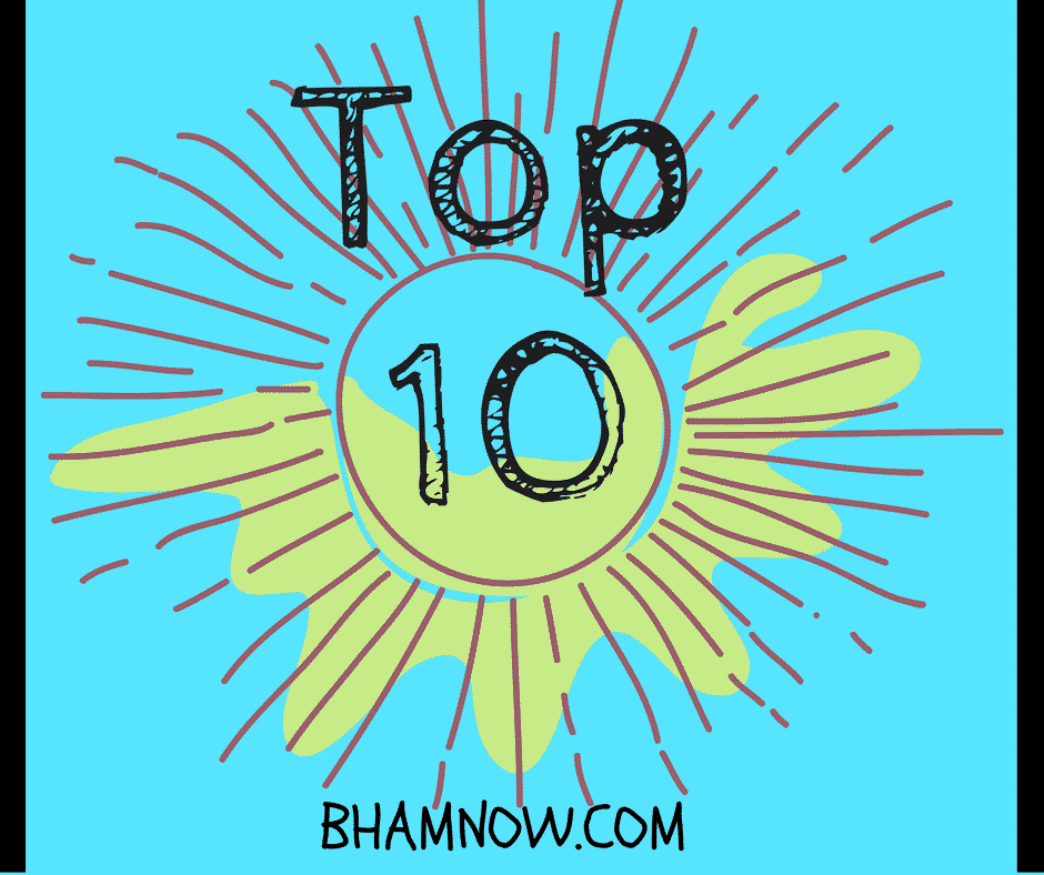 Birmingham Top Ten: September 20th-26th