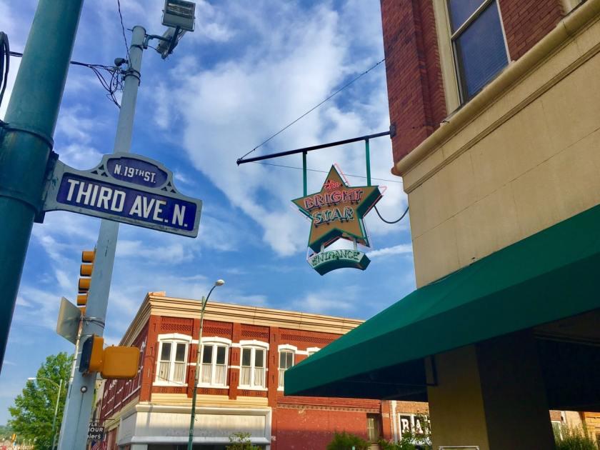 Birmingham, Alabama, The Bright Star, Thanksgiving, Thanksgiving Day, Thanksgiving dinner, Thanksgiving lunch