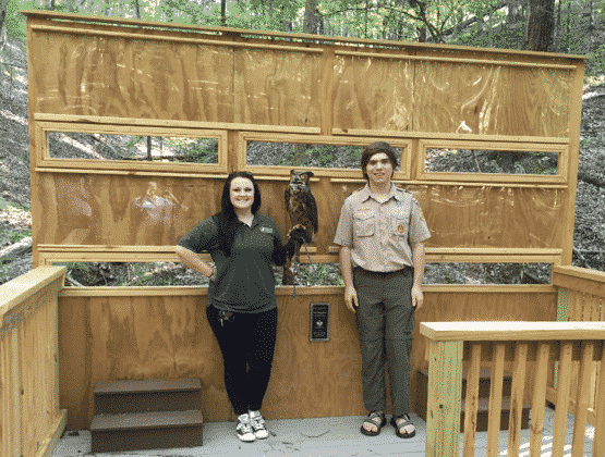 Volunteering – one way you can cherish Alabama's State Parks