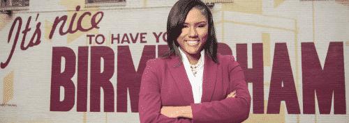 Deanna Reed, Birmingham, Alabama, city council, municipal, elections, voting, vote