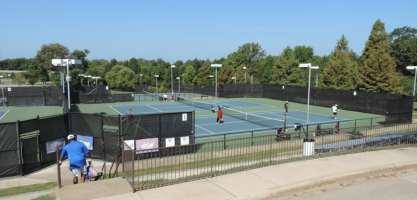 George Ward Tennis Center - Birmingham, AL