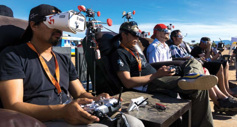 Alabama interest in FPV racing soars to new heights