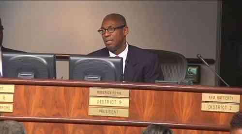 Roderick Royal, Birmingham City Council, Alabama, elections