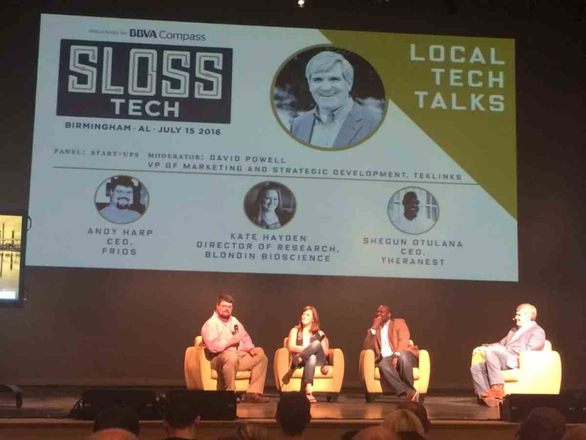 Meet the local speakers of the 2nd annual Sloss Tech July 14th