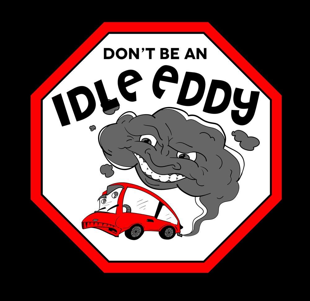 Don't be an Idle Eddy in the Car Pool Line