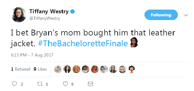 10 Must See Bham Tweets about the Bachelorette Season Finale