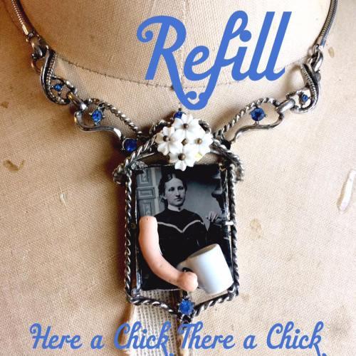 vintage, jewelry, Kerry Leasure, North Jefferson Arts Alliance, Birmingham, Alabama, Fultondale