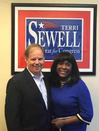 Doug Jones, Terri Sewell, Democrat, Republican, special election, primary, runoff, Birmingham, Alabama, politics